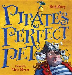 Pirate's Perfect Pet book