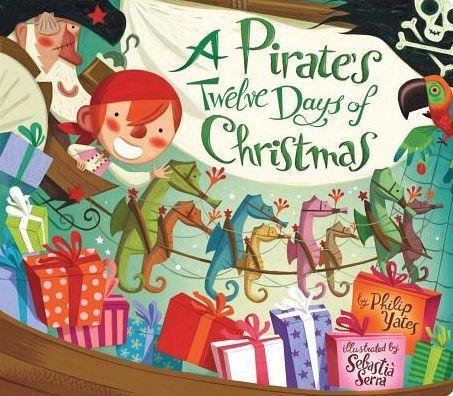 Pirate's Twelve Days of Christmas book