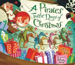 Pirate's Twelve Days of Christmas book