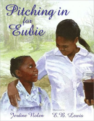 Pitching in for Eubie book