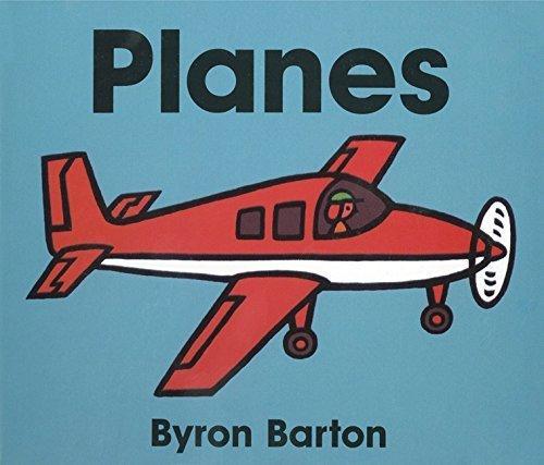 Planes Board Book book