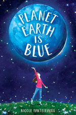 Planet Earth Is Blue book
