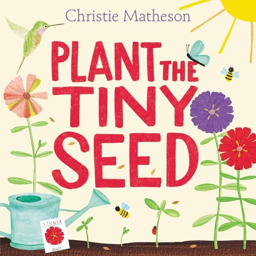Plant the Tiny Seed Book