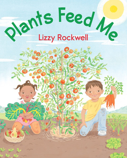 Plants Feed Me Book