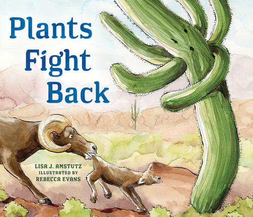 Plants Fight Back book