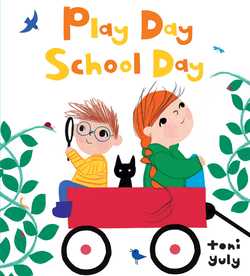 Play Day School Day book