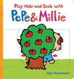 Play Hide-and-Seek with Pepe & Millie book