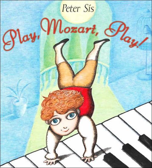 Play, Mozart, Play! book