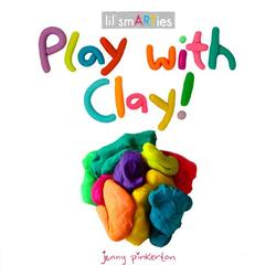 Play with Clay! book
