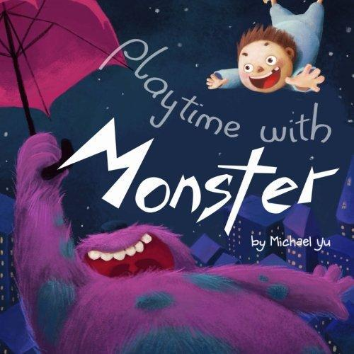 Playtime with Monster book