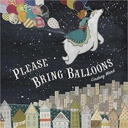 Please Bring Balloons book