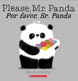 Please, Mr. Panda / Por Favor, Sr. Panda book