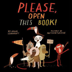 Please, Open This Book! book