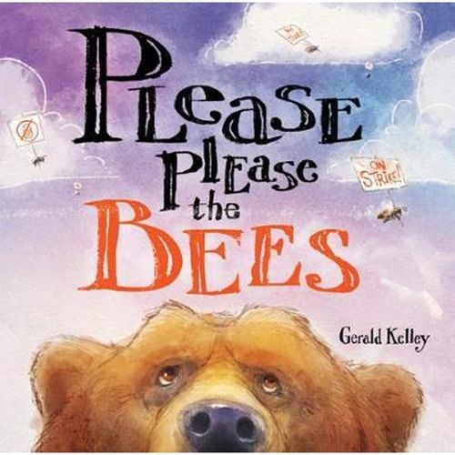 Please Please the Bees book