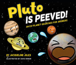 Pluto is Peeved! book