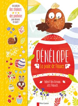 Pénélope, la poule de Pâques book