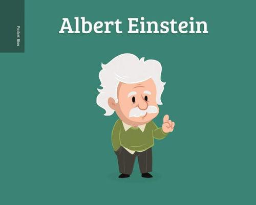 Pocket Bios: Albert Einstein book