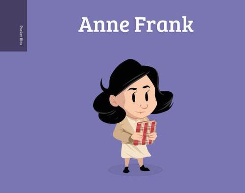 Pocket Bios: Anne Frank Book