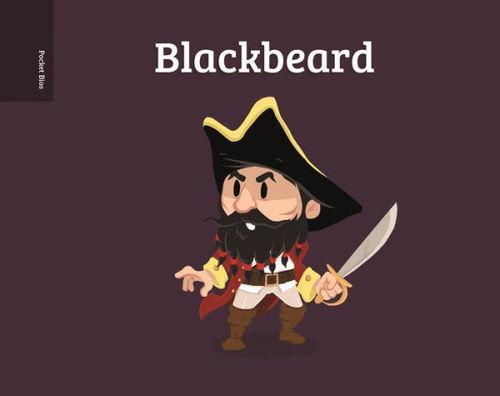 Pocket Bios: Blackbeard book
