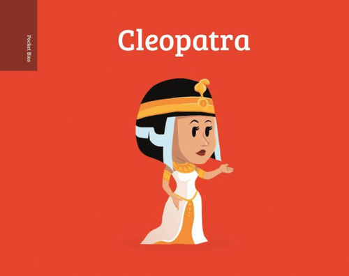 Pocket Bios: Cleopatra book