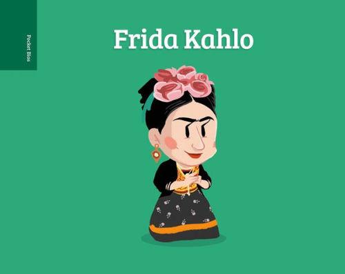 Pocket Bios: Frida Kahlo book