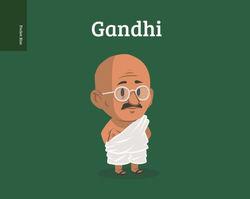 Pocket Bios: Gandhi book