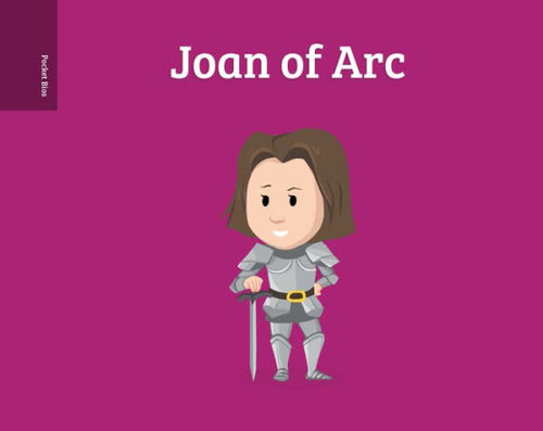 Pocket Bios: Joan of Arc book