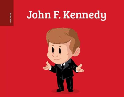 Pocket Bios: John F. Kennedy book