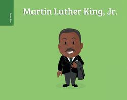 Pocket Bios: Martin Luther King, Jr. book