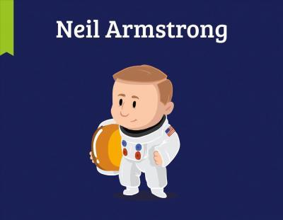 Pocket Bios: Neil Armstrong book