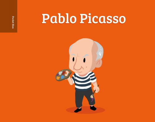 Pocket Bios: Pablo Picasso book