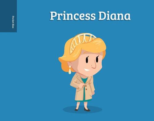 Pocket Bios: Princess Diana Book