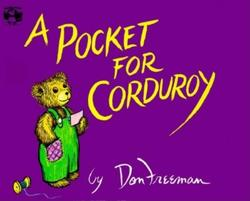 Pocket for Corduroy book