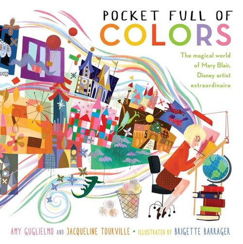 Pocket Full of Colors Book
