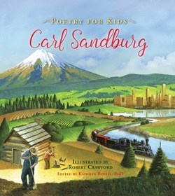Poetry for Kids: Carl Sandburg book
