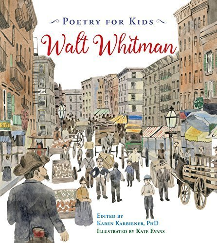 Poetry for Kids: Walt Whitman book