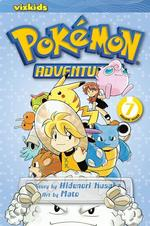 Pokémon Adventures book