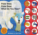 Polar Bear, Polar Bear, What Do You Hear? Sound Book book
