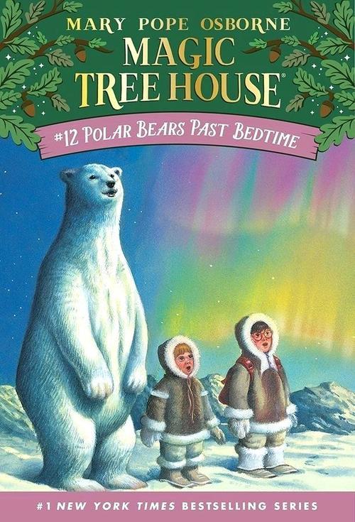Polar Bears Past Bedtime book