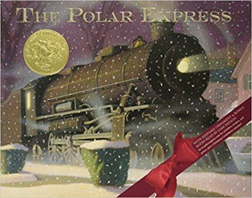Polar Express 30th Anniversary Edition book