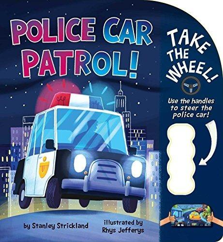 Police Car Patrol! book