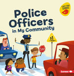Police Officers in My Community book
