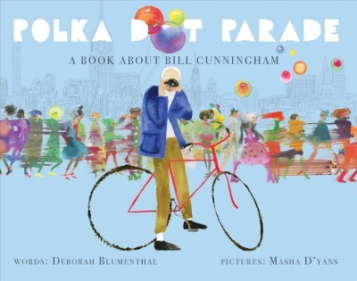 Polka Dot Parade book