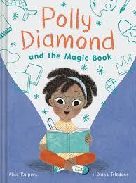 Polly Diamond and the Magic Book book