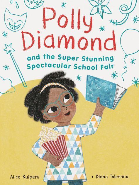 Polly Diamond and the Super Stunning Spectacular School Fair book