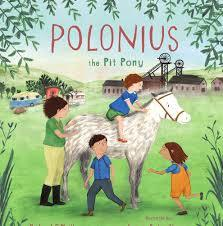 Polonius the Pit Pony book