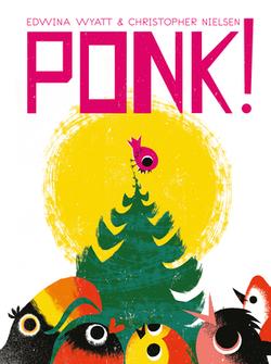 Ponk! book