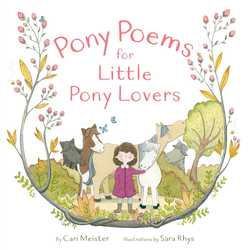 Pony Poems For Little Pony Lovers book
