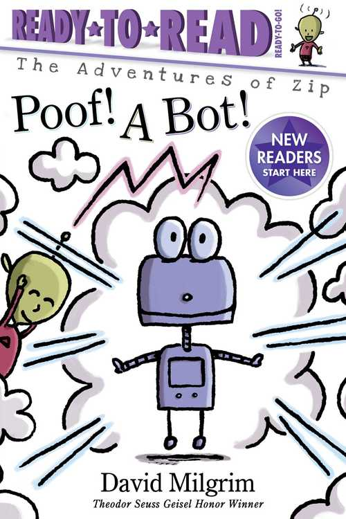 Poof! A Bot! Book