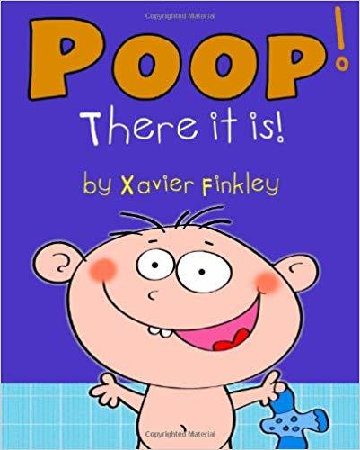 Poop! There It Is! book